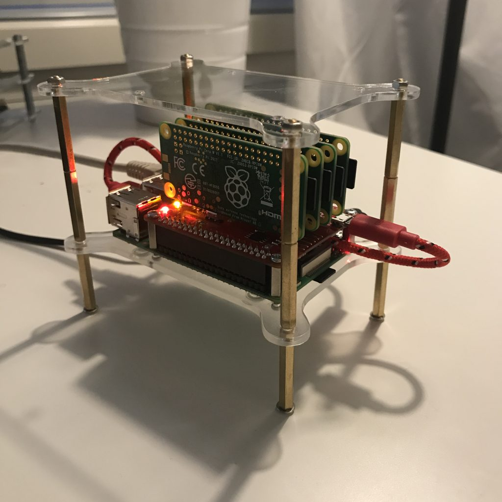 How-to Create A Raspberry Pi Webserver Cluster With Docker