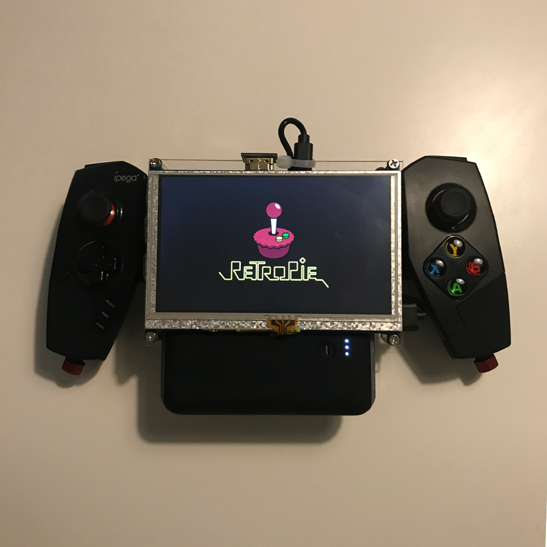 How-to create an handheld Retropie - Jonathan Hellman